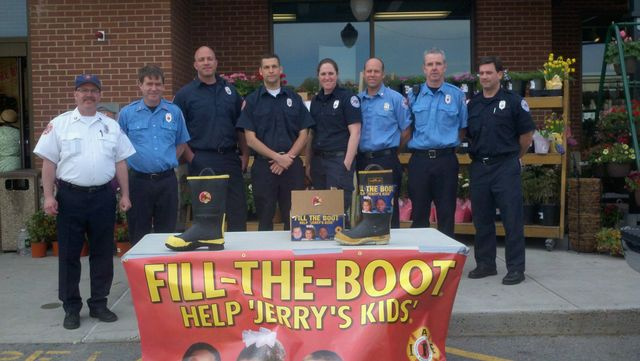 Fill the Boot Table With Staff