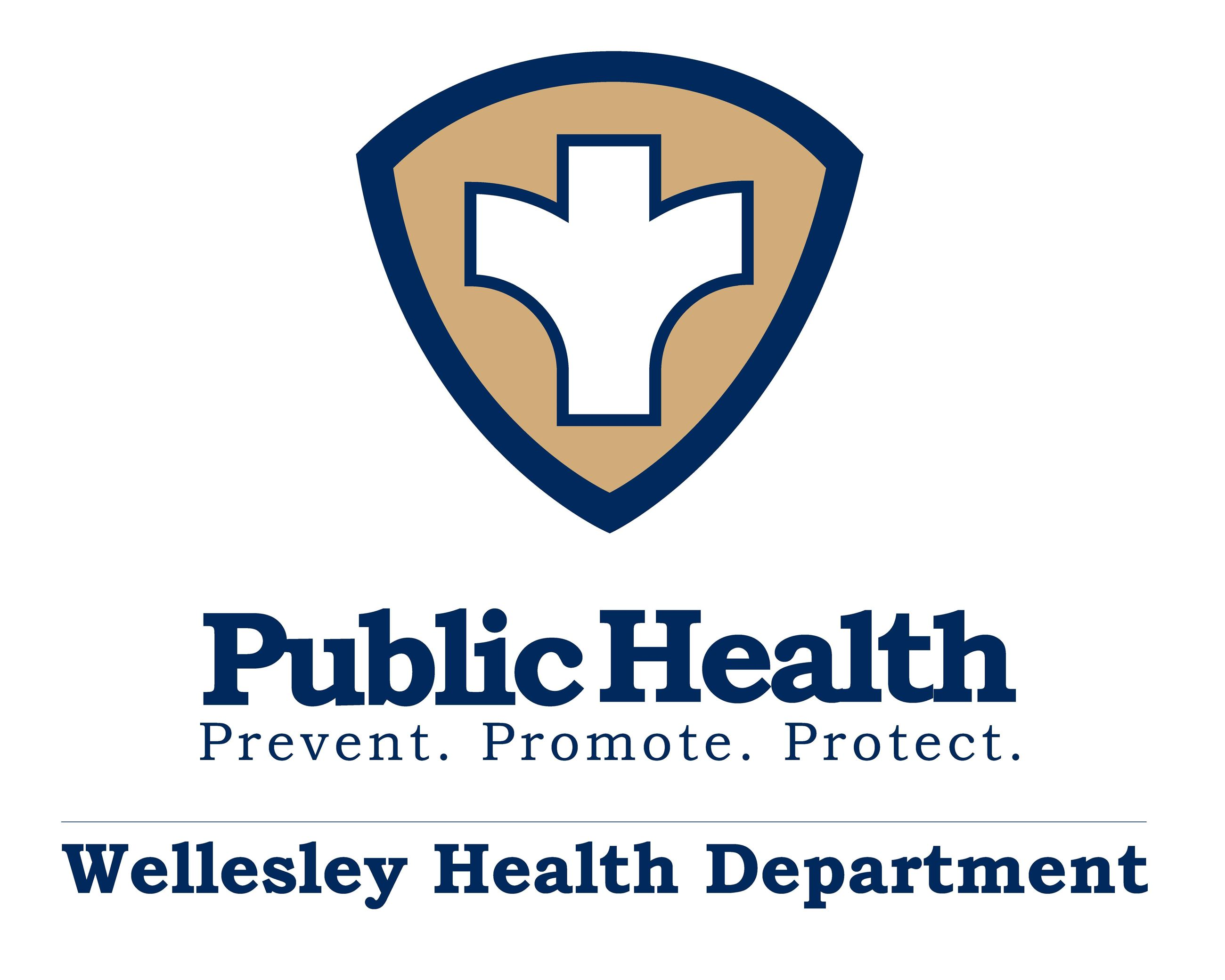 Wellesley Public Health Banner